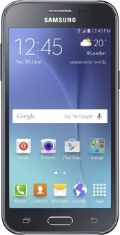 Samsung Galaxy J2 SM-J200 Black