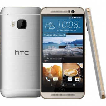 HTC One M9+ Silver