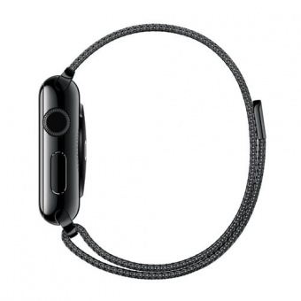 Apple Watch Milanese Loop 42mm Black