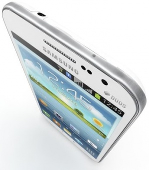 Samsung Galaxy Win Duos White
