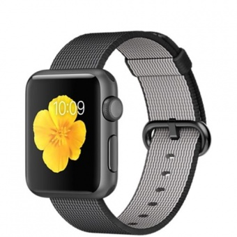 Apple Watch Sport 38mm nylon Black