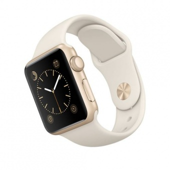 Apple Watch Sport 38mm White Gold